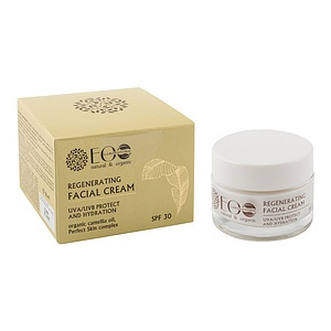 Regenerating face cream UVA/UVB Protect and Hydration