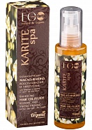 BALANCING HAIR OIL-FLUIDE RESTORE AND STRENGTHENING